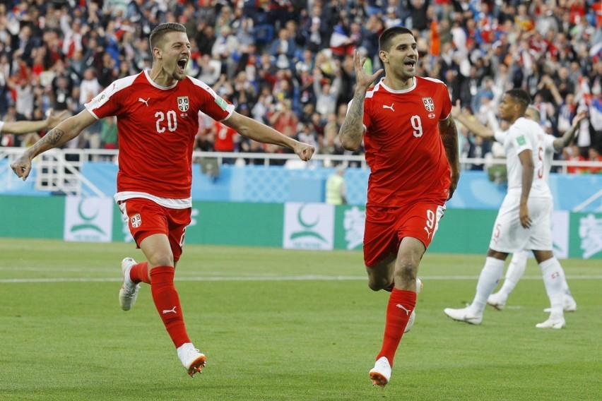 Serbia - Szwajcaria 1:2