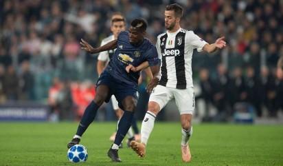 39267ab27 zobacz galerię (2 zdjęcia). Juventus Turyn - Manchester United, Liga  Mistrzów.