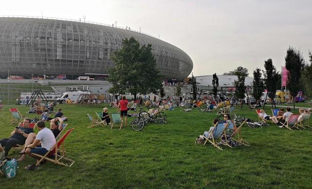 Tego lata w strefie Arena Garden na krakowian czeka wiele atrakcji