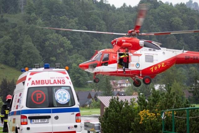 Wśród ponad 100 osób poszkodowanych w czasie czwartkowej burzy w Tatrach jest rodzina z Ostrowa Wielkopolskiego. Dwie kobiety są w ciężkim stanie.Przejdź do kolejnego zdjęcia --->
