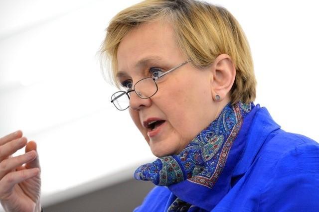 Róża Thun, członek Komisji Rynku Wewnętrznego i Ochrony Konsumentów Klub PO-PSL  w Parlamencie Europejskim *