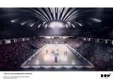 Tak ma wyglądać Arena po remoncie. Pomieści nawet 9000 widzów na koncercie [WIZUALIZACJE]
