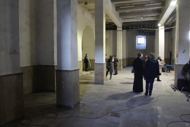 Podziemia katowickiej katedry pomieszczą Górnośląski PanteonZobacz kolejne zdjęcia. Przesuwaj zdjęcia w prawo - naciśnij strzałkę lub przycisk NASTĘPNE