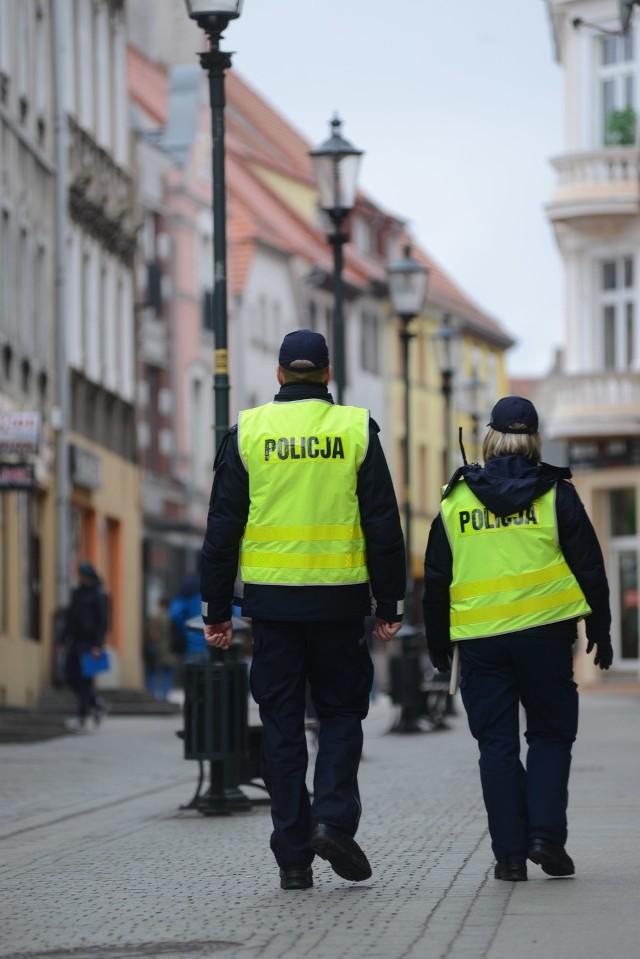 Do końca ubiegłego roku na Pomorzu mundurowi odnotowali prawie 50 tysięcy różnych przestępstw