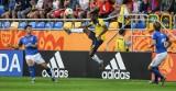 Mundial U-20. Z trzeciego miejsca w grupie, na trzecie w mistrzostwach. Ekwador wygrał z Włochami po dogrywce