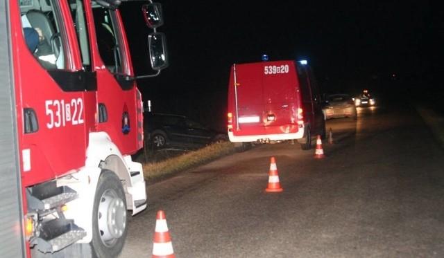 Śmiertelny wypadek w Wojsławicach