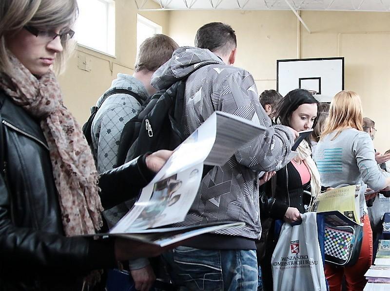Grudziądz: Targi Edukacyjne dla maturzystów
