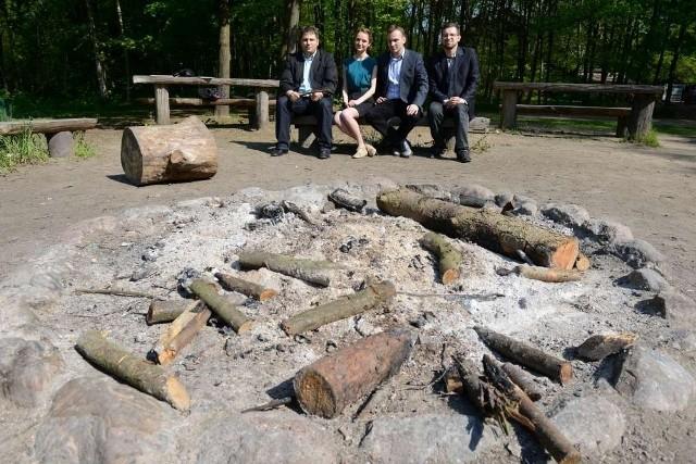 Przedstawiciele Stowarzyszenia Projekt Poznań oraz PiS-u apelują o to, żeby wyznaczyć w mieście miejsca na organizację ogniska