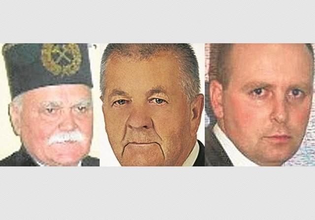 Marek Siwiec, Wojciech Gądek, Artur Oleksiak zdobyli najwięcej głosów czytelników