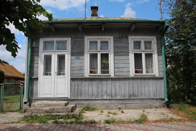 Dom w Dubience (powiat chełmski).