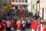 Światowy Dzień Młodzieży 2018. Tłumy młodych ludzi podczas obchodów w Kościerzynie [zdjęcia]