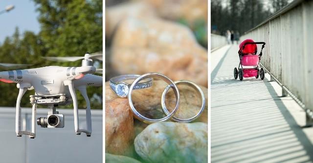 Dron, obrączki, wózek dla dziecka... Turyści na urlopie w Zakopanem są w stanie zgubić wszystko