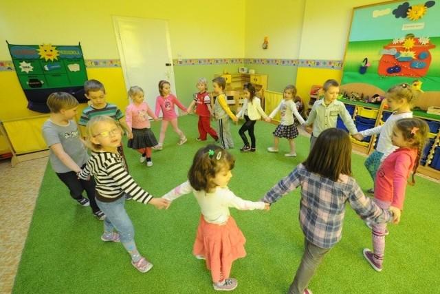 Na razie do 32 miejskich przedszkoli przyjęto 3260 dzieci.