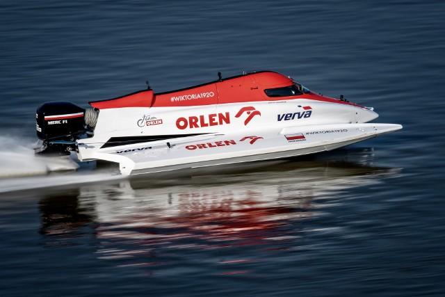 Bartłomiej Marszałek, jedyny Polak w F1 H2O: Tata radzi, żebym nie przeszkadzał łódce płynąć