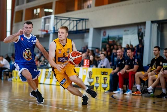 Żubry Białystok wygrały piaty meczu na wyjeździe