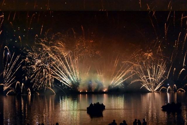 Festiwal Ognia i Wody 2019 nad Jeziorem Nyskim