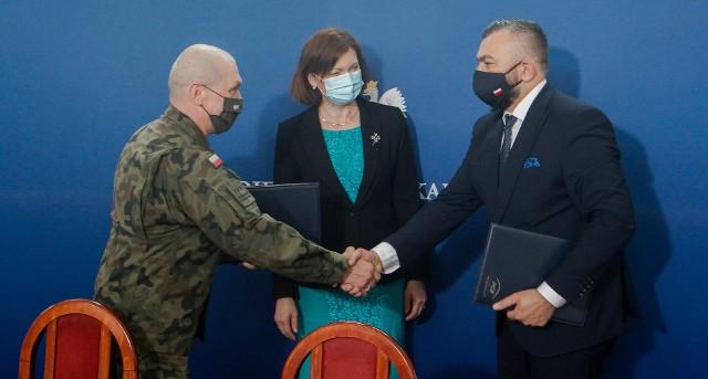 Terytorialsi i PGE Dystrybucja podpisali list o współpracy w Rzeszowie.