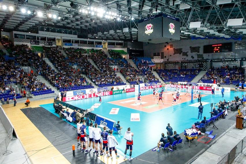 Azoty Arena jest najmniejszą z hal mistrzostw Europy 2017.