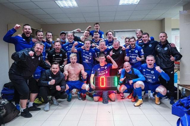 Mamy to! Wigry wygrywają 1:0 z Sokołem Ostróda