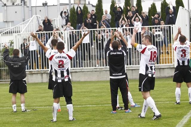 Pojedynek w Boguchwale nie był na szczęście ostatnim meczem Czarnych w III lidze.