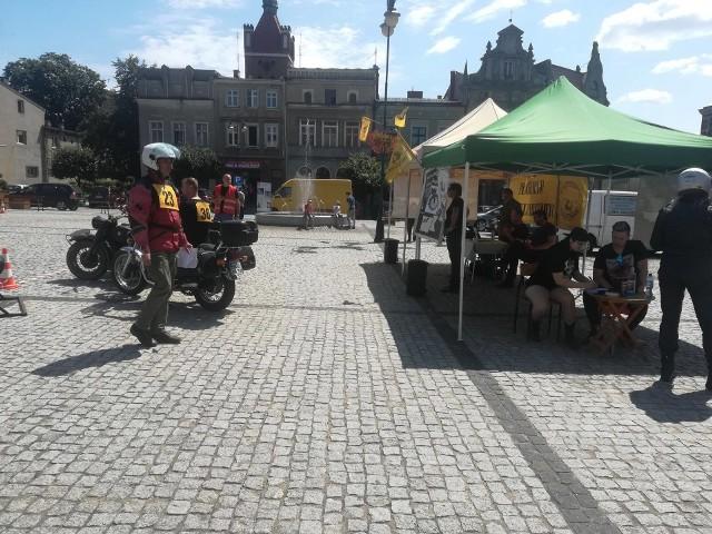 X Rajd Motocykli Zabytkowych w Golubiu-Dobrzyniu
