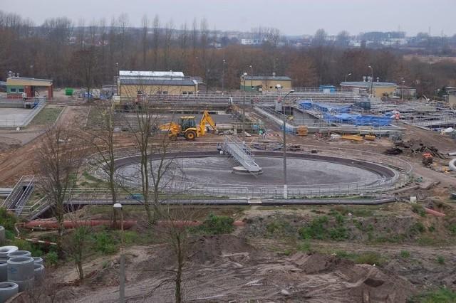 Modernizacja oczyszczalni ścieków w Szczecinku to największa inwestycja w całym projekcie dorzecza Parsęty. Kosztuje 23 mln euro.