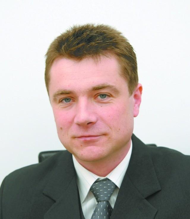 Adrian Bieniek. (fot. sm)