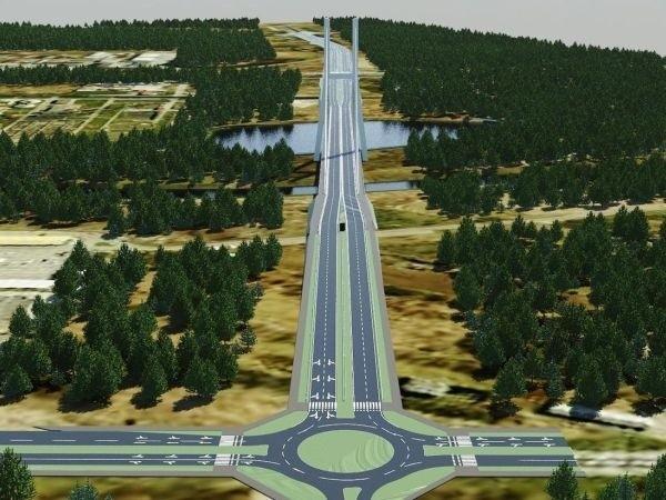 Na inwestycje drogowe miasto będzie musiało wydać kilkaset milionów złotych.