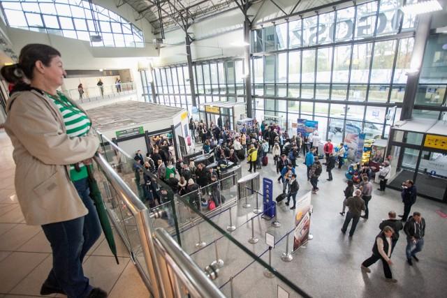 Port Lotniczy Bydgoszcz zanotował w lutym spadek liczby pasażerów