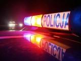 Wypadek na drodze krajowej numer 79 w Wyszmontowie. Nie żyje kierowca ciężarówki