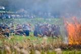 Bitwa o Tykocin 2012. Pożar i niezwykły finał. Wygrali Szwedzi (zdjęcia)