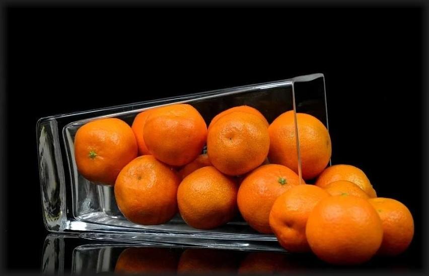 Mandarynki pomagają zwalczać otyłość.