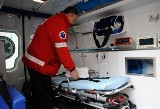 Nowogard: 24-letni piłkarz zasłabł na boisku. Zmarł w drodze do szpitala