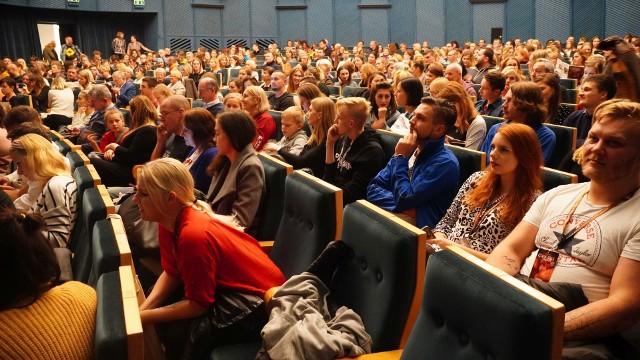 24 października rozpoczęła się dziewiąta odsłona białostockiego festiwalu podróżniczego. Pierwszego dnia sala pękała w szwach.