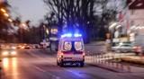 Tragedia w gminie Karsin. 5-latkę przejechała ładowarka. Ojciec był po spożyciu alkoholu
