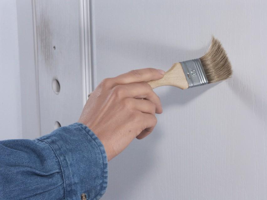 Możliwość odnowienia drzwi wewnętrznych w dużej mierze...