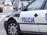 Wypadek w Ostrowi. Kierowca skutera trafił do szpitala