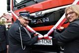 Poświęcenie nowego samochodu pożarniczego w OSP Szalowa