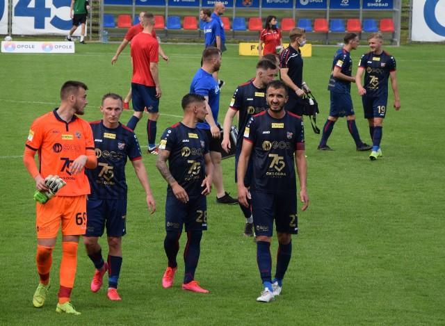 Odra Opole nadal znajduje się w strefie spadkowej Fortuna 1 Ligi. Teraz przed nią bardzo ważny bój.