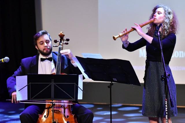 W sali koncertowo-kinowej CKA usłyszeliśmy szereg ciekawych kompozycji, w tym kilka skomponowanych przez wybitnego niemieckiego kompozytora Georga Friedricha Händla.