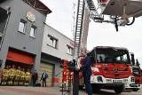 Nowe wozy strażackie dla goleniowskich strażaków za prawie pięć i pół miliona złotych!