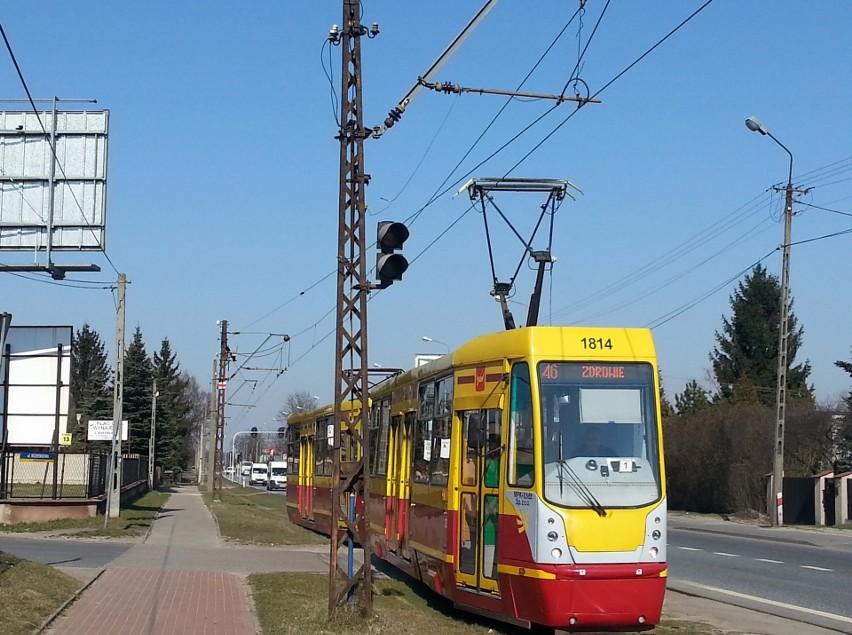 Projekt przewiduje przebudowę torowiska tramwajowego i sieci...