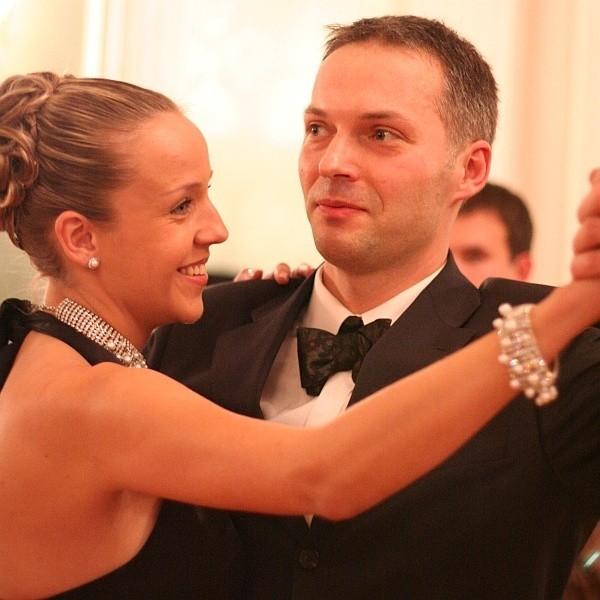 Jacek Żalek w tańcu fruwał nad parkietem. I wciąż wypatrywał księżniczki...