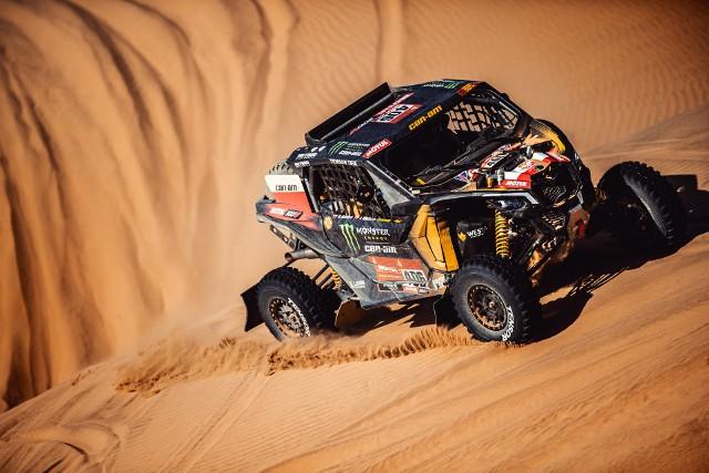 Polska załoga wygrała środowy etap Rajdu Dakar