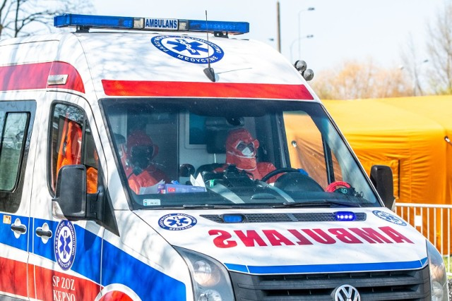 Od początku pandemii Szpital Miejski im. Strusia przy ulicy Szwajcarskiej w Poznaniu zajmuje się jedynie leczeniem pacjentów chorych na COVID-19.