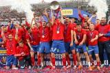 Puchar Polski dla Rakowa! Szalona radość piłkarzy. Te zdjęcia mówią wszystko!
