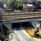 Kraków. Kończą remont drogi pod wiaduktem nad ulicą Prądnicką [ZDJĘCIA]