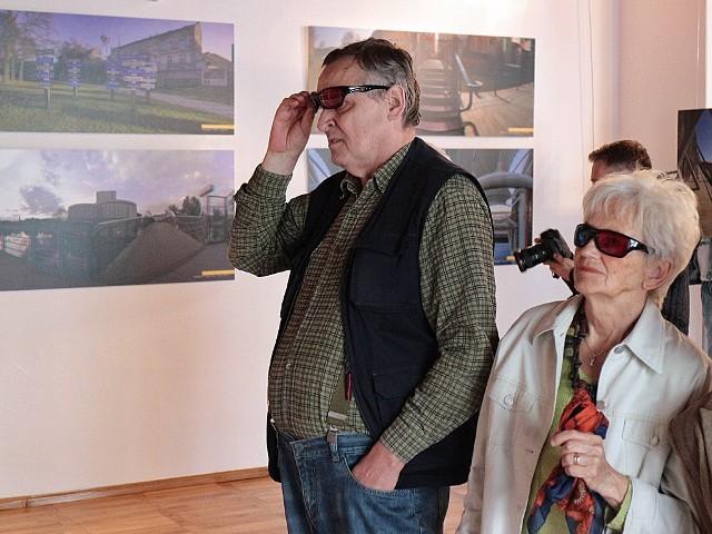 Wystawa 3D Kujawsko- Pomorskiego w Grudziądzu
