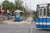 Wstrzymano ruch tramwajów na Ślężnej. Co się tam stało?