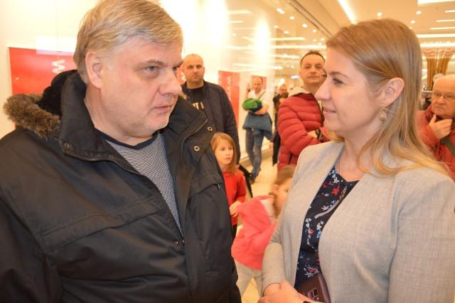 Syn Lucjana Treli – Grzegorz w rozmowie z wiceprezydent Renatą Knap wspominał jak od dziecka pasjonował się sportem
